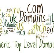 Bekannte Generische Top-level-Domains in der Übersicht