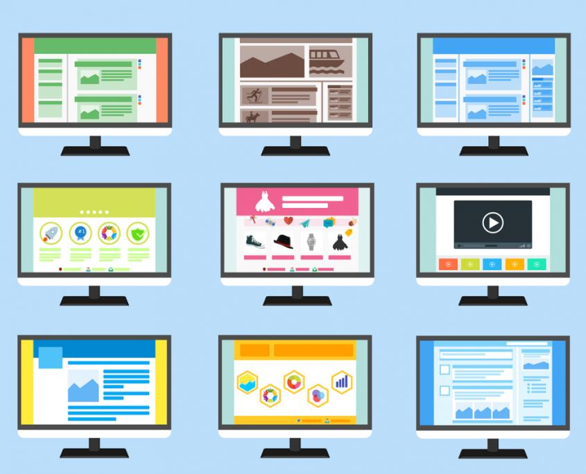 Webdesign für Existenzgründer, Freiberufler & Kleinunternehmer